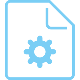 icon of technical writing